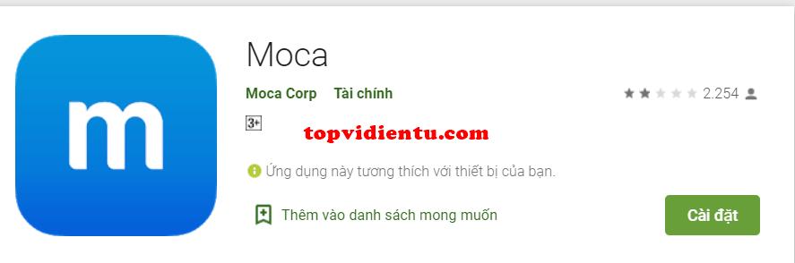 Moca là gì