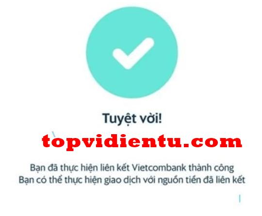 Liên kết SmartPay với Vietcombank